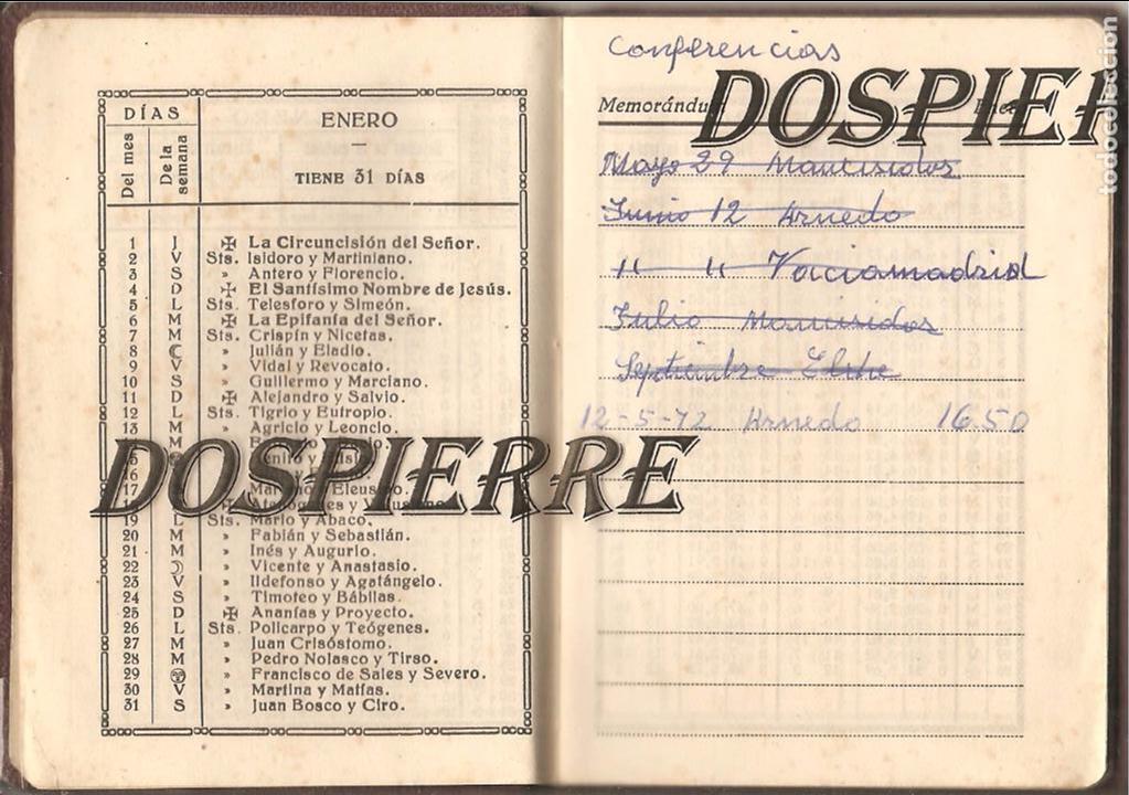 Coleccionismo Papel Varios: TABLA DE MAREAS, 1953, TALLERES GRÁFICOS EDITORIAL VASCA, BILBAO - Foto 4 - 103235615