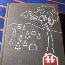 Coleccionismo Papel Varios: ASPES. AGENDA. EL LIBRO DEL AMA DE CASA 1967. AGUILAR. TAPA DURA EN TELA. 554 PAGINAS. 670 GRAMOS.. Lote 103239115