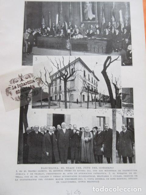recorte 1928 - barcelona teatro olimpia general - Comprar en ...