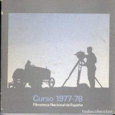 Coleccionismo Papel Varios: CINE LOTE I (LIBROS, PROGRAMAS,ETC). Lote 104957015