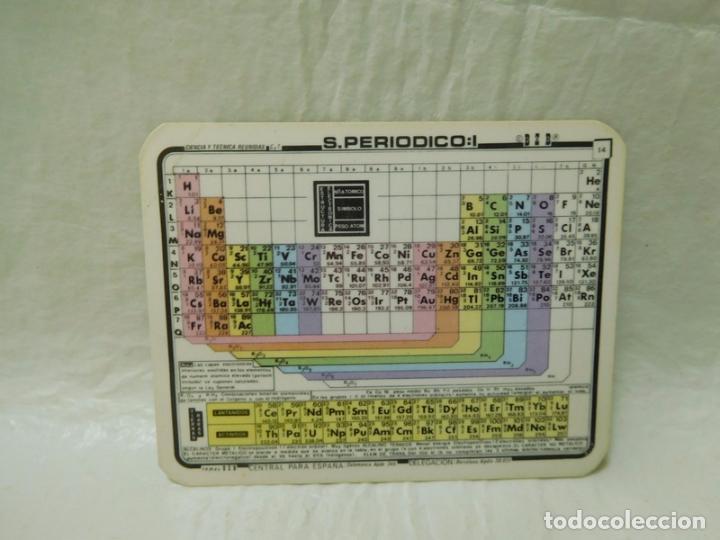 M69 ficha chuleta aos 70 80 de tabla periodica comprar en m69 ficha chuleta aos 70 80 de tabla periodica pequea temas bzb urtaz Images