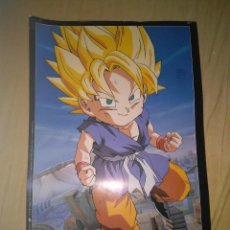Paper Collecting Others - POSTER DRAGON BALL GT EN SEMICARTON - 105371143