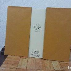 Coleccionismo Papel Varios: JUEGO DE SOBRES Y CARTAS, BUSQUET, AÑOS 70. Lote 106097815