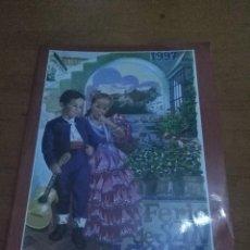 Coleccionismo Papel Varios: PROGRAMA FERIA DE SAN MIGUEL ARCOS DE LA FRONTERA. 1997. B11R. Lote 108082183