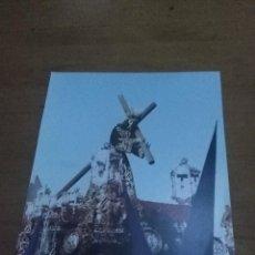 Coleccionismo Papel Varios: 2 FOTOS DE EL NAZARENO DE SAN FERNANDO CADIZ. CCT. Lote 108082507