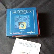 Coleccionismo Papel Varios: ENCICLOPÈDIA MULTIMEDIA PLANETA AGOSTINI. Lote 109363611