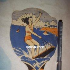 Coleccionismo Papel Varios: PAYPAY.DROGUERIA ESPINOSA. SANTA CRUZ DE TENERIFE. CANARIAS. 1952. Lote 109407495
