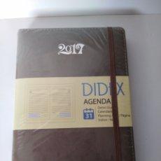 Coleccionismo Papel Varios: AGENDA 2017. Lote 110525184