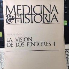 Coleccionismo Papel Varios: LOTE DE 14 FASCÍCULOS MEDICINA E HISTORIA AÑO 1967 .PERFECTO ESTADO. VER DESCRIPCIÓN. Lote 110974867
