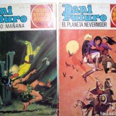 Altri oggetti di carta: DANI FUTURO. EDITORIAL BRUGUERA. DIBUJOS CARLOS GIMENEZ.. Lote 113571152