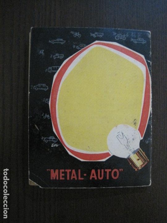 Coleccionismo Papel Varios: GUIA DE CARRETERAS - PUBLICIDAD METAL AUTO -VER FOTOS-(V-13.711) - Foto 10 - 114213539