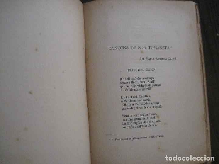 Coleccionismo Papel Varios: BADALONA - JOCS FLORALS ANY 1916 - CIRCOL CATOLIC -VER FOTOS-(V-13.714) - Foto 8 - 114214415