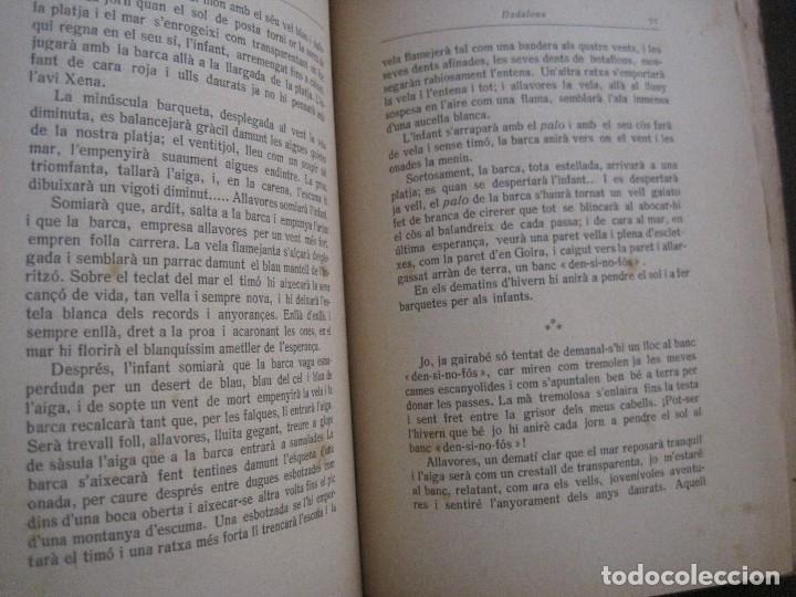 Coleccionismo Papel Varios: BADALONA - JOCS FLORALS ANY 1916 - CIRCOL CATOLIC -VER FOTOS-(V-13.714) - Foto 10 - 114214415