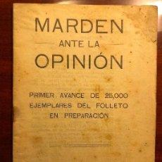 Coleccionismo Papel Varios: LOS ESPLORADORES DE ESPAÑA-1914. Lote 114528831