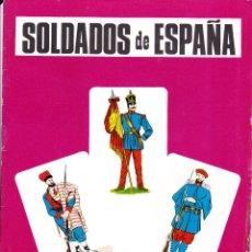 Coleccionismo Papel Varios: SOLDADOS DE ESPAÑA Nº1 SOLDADOS DEL MUNDO Nº 2 Y 3. Lote 114669195