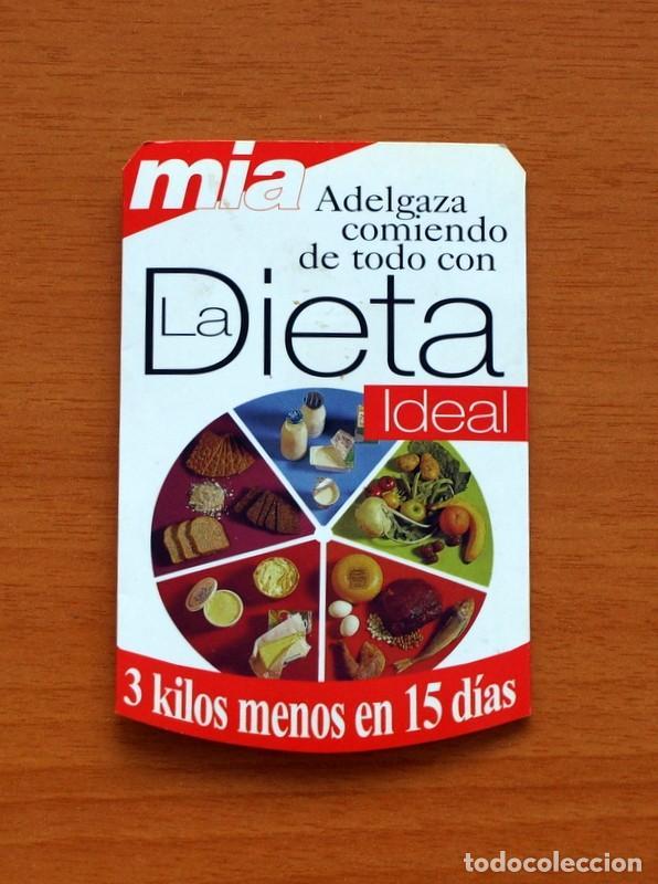 Dieta para perder 15 kilos en 15 dias
