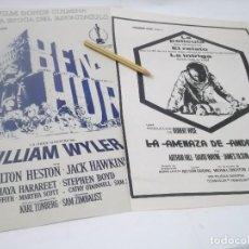 Coleccionismo Papel Varios: RECORTES DE PELICULAS DE CINE . Lote 116560239