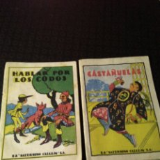 Coleccionismo Papel Varios: CUENTOS SATURNINO CALLEJA,S.A.. Lote 118406490