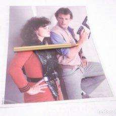 Coleccionismo Papel Varios: RECORTE PUBLICIDAD AÑOS 80/90 - V SERIE TV . Lote 120237979