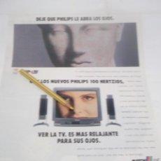 Coleccionismo Papel Varios: RECORTE PUBLICIDAD AÑOS 80/90 - EXPO-92 SEVILLA . Lote 120585211