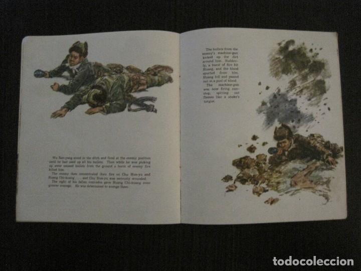 Coleccionismo Papel Varios: HUANG CHI-KUANG A HERO TO REMEMBER -PEKIN 1966-PEOPLE´S REPUBLIC OF CHINA -VER FOTOS-(V-14.521) - Foto 12 - 121063895