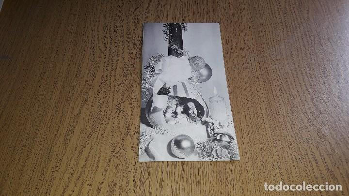 Coleccionismo Papel Varios: ANTIGUAS FELICITACIONES NAVIDEÑAS....AÑOS 70...LOTE DE 10 TARJETAS... - Foto 14 - 123446199