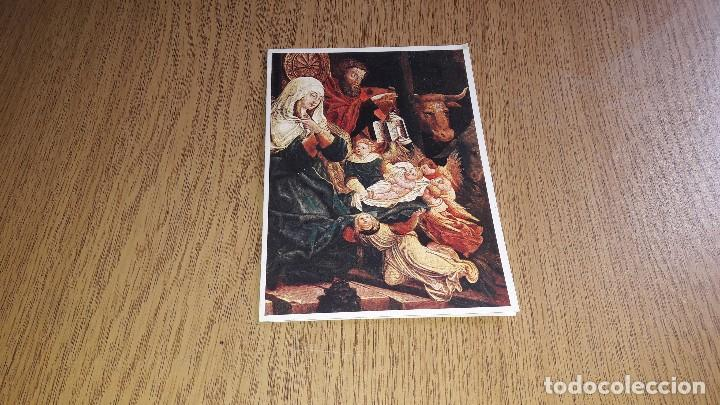 Coleccionismo Papel Varios: ANTIGUAS FELICITACIONES NAVIDEÑAS....AÑOS 70...LOTE DE 10 TARJETAS... - Foto 16 - 123446199