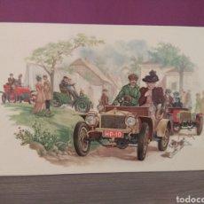 Coleccionismo Papel Varios: BONITA LAMINA DE COCHE ROLLS ROYCE. Lote 123614852