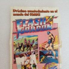 Coleccionismo Papel Varios: RECORTE TEBEOS S.A.-FLASH GORDON. Lote 125867028