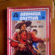 Coleccionismo Papel Varios: NOVELA LA HERMOSA CAUTIVA AMELLER EDITOR . Lote 128775475