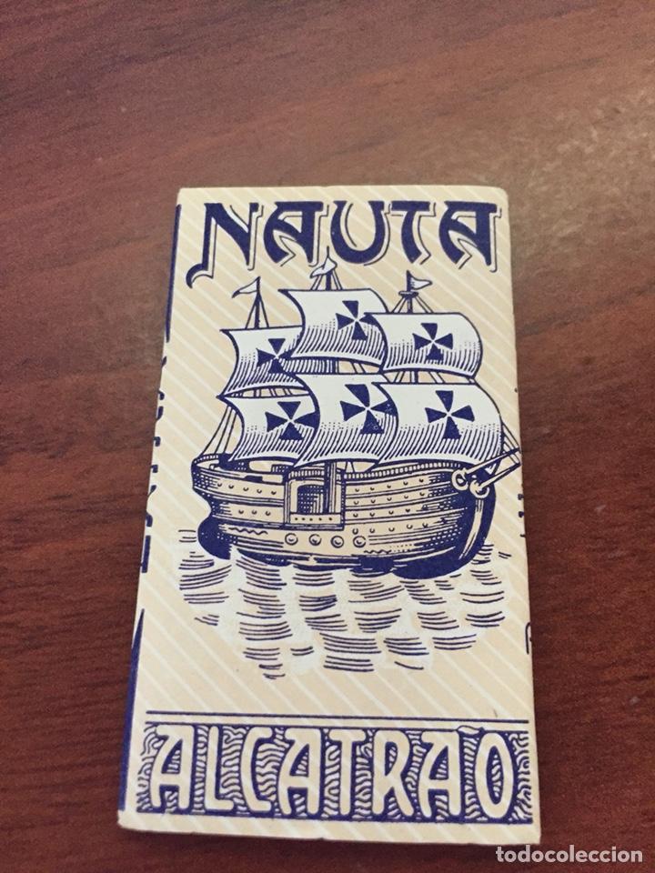 LIBRITO PAPEL FUMAR NAUTA (Coleccionismo en Papel - Varios)