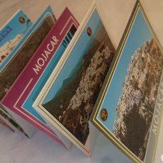 Coleccionismo Papel Varios: LOTE 10 ANTIGUAS POSTALES DE MOJACAR (ALMERÍA). Lote 129315915