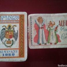 Coleccionismo Papel Varios: LOTE PAPEL ANTIGUOS. Lote 129368900