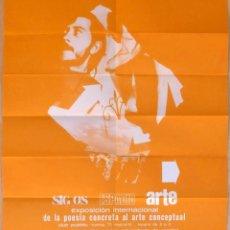 Coleccionismo Papel Varios: CATÁLOGO EXPOSICIÓN SIGNOS ESPACIO ARTE. CLUB PUEBLO. MADRID. 1973. Lote 130333762