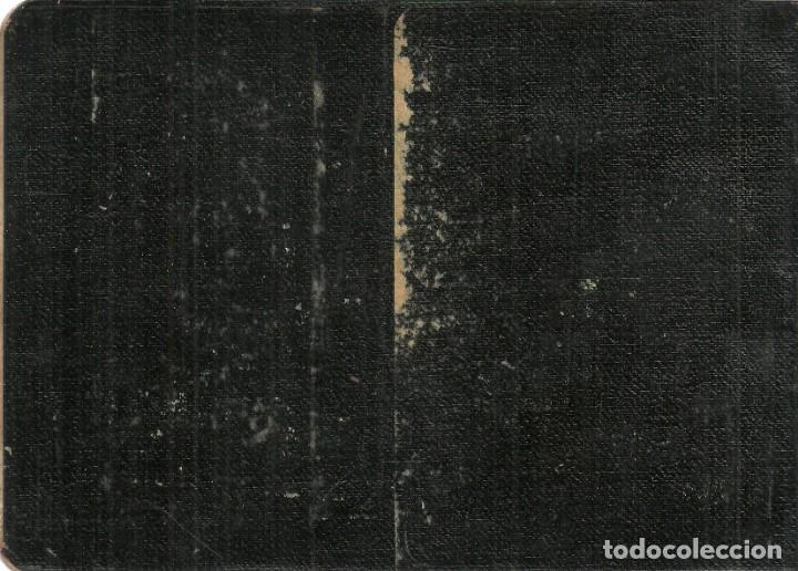 Coleccionismo Papel Varios: LIBRETA ANTIGUA - Foto 5 - 130711864