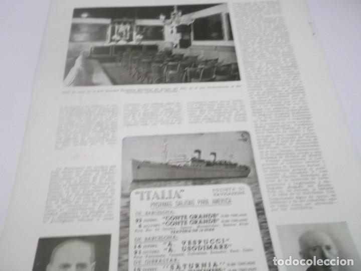 Coleccionismo Papel Varios  RECORTE AÑOS 50 60 - LA REAL SOCÍEDAD ECONÓMICA  MATRITENSE DE c8f882b174