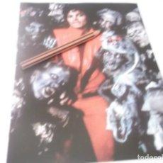 Coleccionismo Papel Varios: RECORTE PUBLICIDAD MUSICA - MICHAEL JACKSON. Lote 131449538