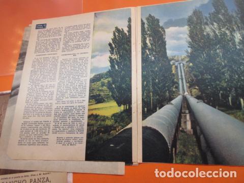 Coleccionismo Papel Varios: ARTICULO 1958 - CENTENARIO CANAL ISABLE II MADRID RIOSEQUILLO FUENTE CALLE SAN BERNARDO - 12 PAGINAS - Foto 6 - 132499674