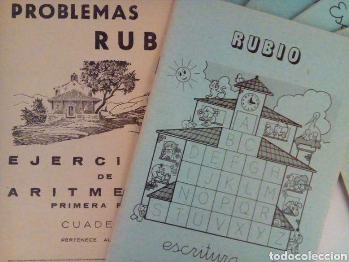 Coleccionismo Papel Varios: COLECCION DE 24 CUADERNOS ESCOLARES ANTIGUOS VARIADOS NUEVOS. - Foto 2 - 132508017