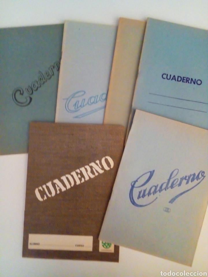 Coleccionismo Papel Varios: COLECCION DE 24 CUADERNOS ESCOLARES ANTIGUOS VARIADOS NUEVOS. - Foto 6 - 132508017