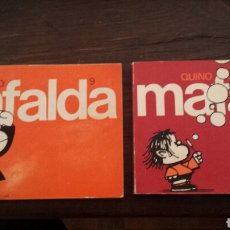 Coleccionismo Papel Varios: MAFALDA 2 COMI. Lote 134196097