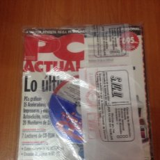 Coleccionismo Papel Varios: PC ACTUAL + CD ROM. Lote 136517109