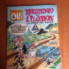 Coleccionismo Papel Varios: OLE MORTADELO Y FILEMON. Lote 136522472
