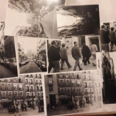 Coleccionismo Papel Varios: FOTOGRAFÍAS MADRID.. Lote 136634640