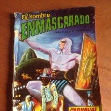 Coleccionismo Papel Varios: EL HOMBRE ENMASCARADO CARNAVAL EN RÍO. Lote 136760574