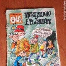 Coleccionismo Papel Varios: COLECCIÓN OLE MORTADELO FILEMON. Lote 137152012