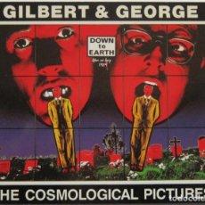 Coleccionismo Papel Varios: GILBERT & GEORGE. INVITACIÓN EXPO BARCELONA 1992. Lote 137271782