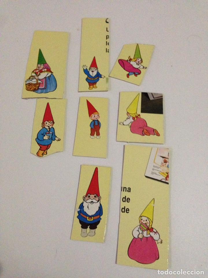 Coleccionismo Papel Varios: 8 recortes con imagenes de david el gnomo y compañia. - Foto 2 - 137515912