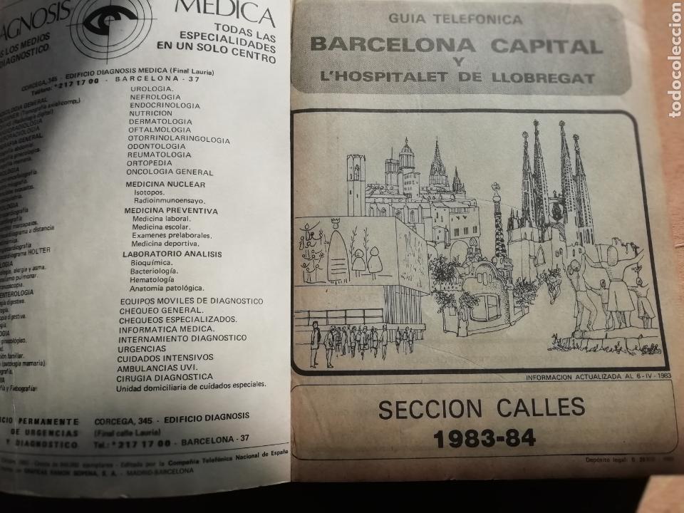 34e1c4c06dd Paper Collecting Others: Guia telefonica de Barcelona y l'hospitalet de  llobregat 1983/
