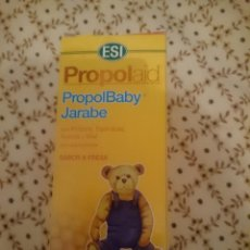 Coleccionismo Papel Varios: CAJA VACIA DE JARABE INFANTIL. Lote 139234338
